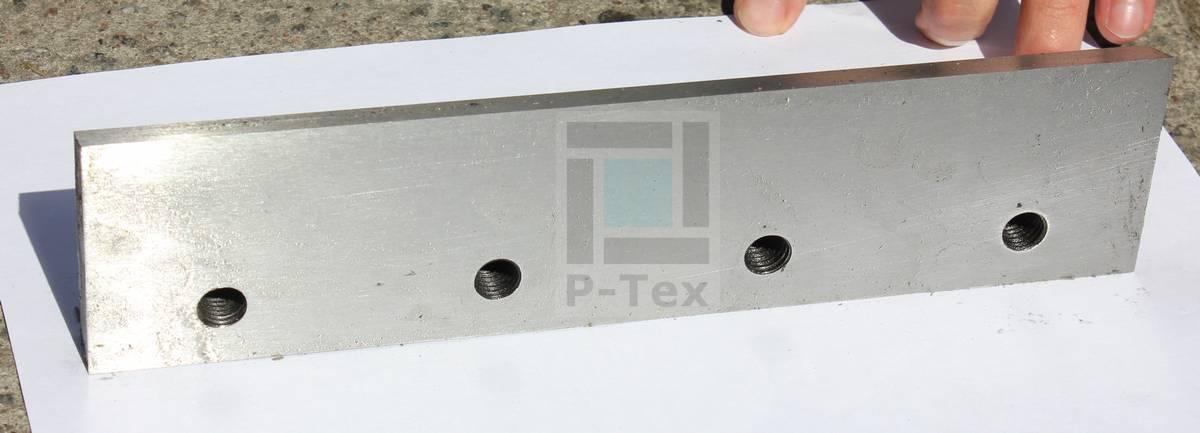 Гильотинный нож для дробилки 250-60-15