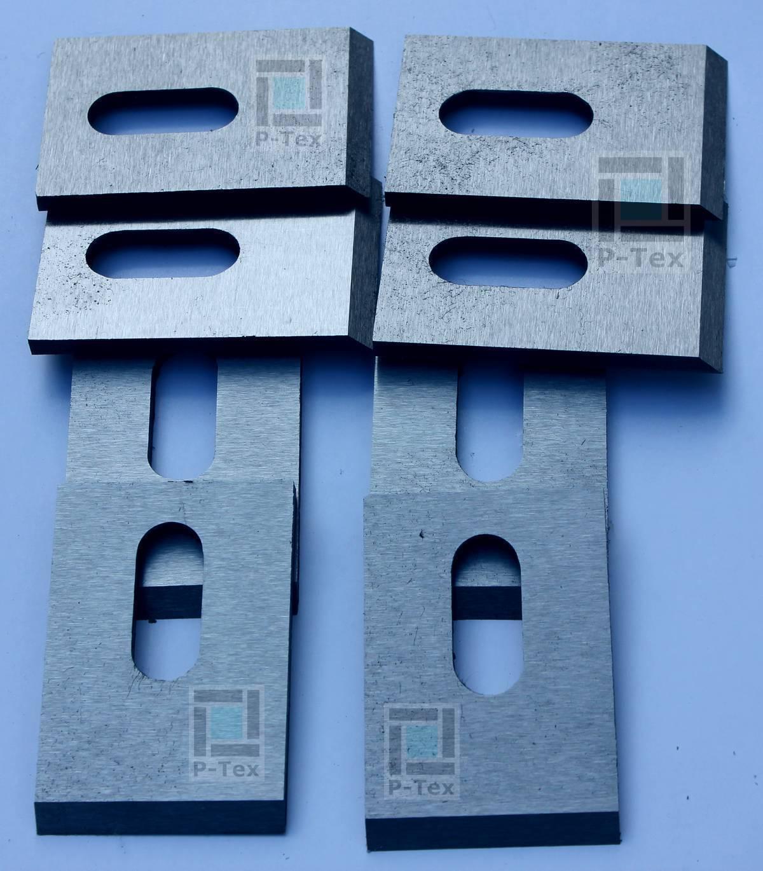 Нож шредера неподвижный 60-40-4