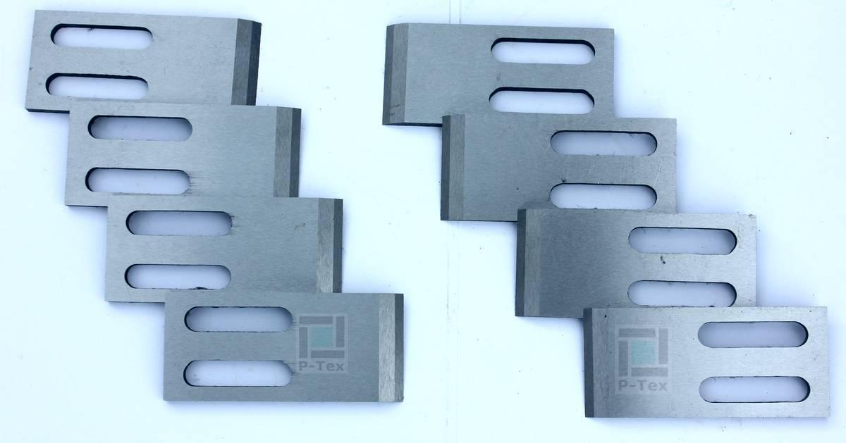 Ножи для дробилки с размерами 110-50-6