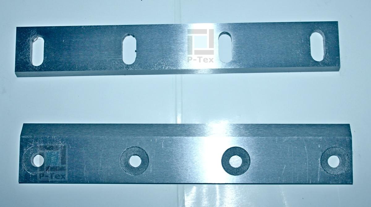 Ножи для дробилки с размерами 300-46-8 и 300-54-9.6
