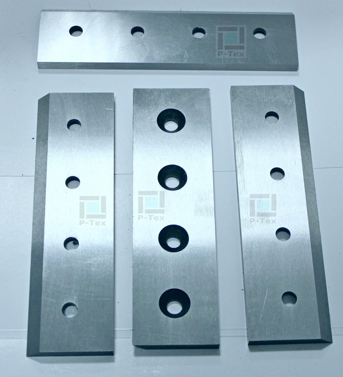 Роторные ножи дробилки с размерами 210-60-10
